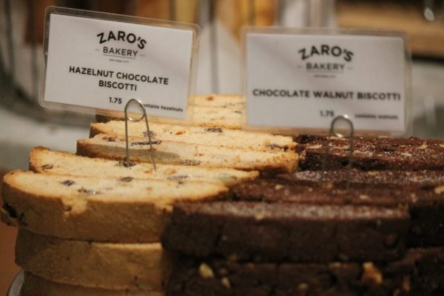 Zaro's Bakery - Grand Central Terminal