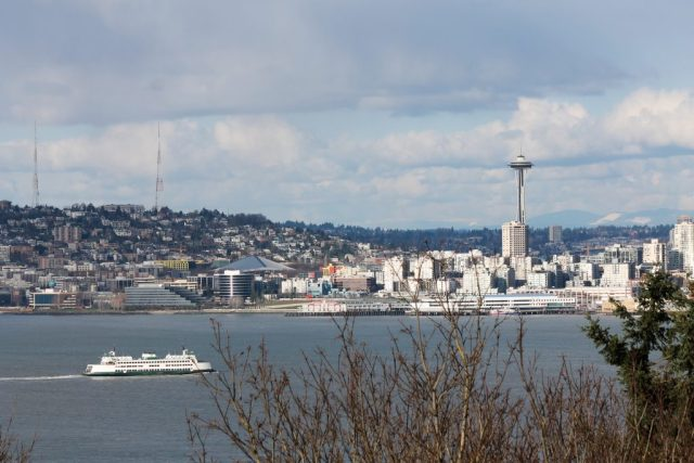 Vista de Seattle do Belvedere Park_2