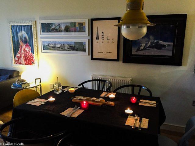 Supper Club do Aprendiz de Viajante