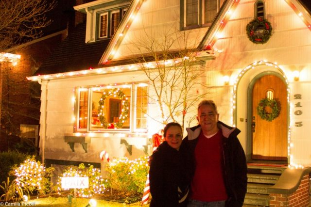 Natal em Seattle - Candy Cane Lane