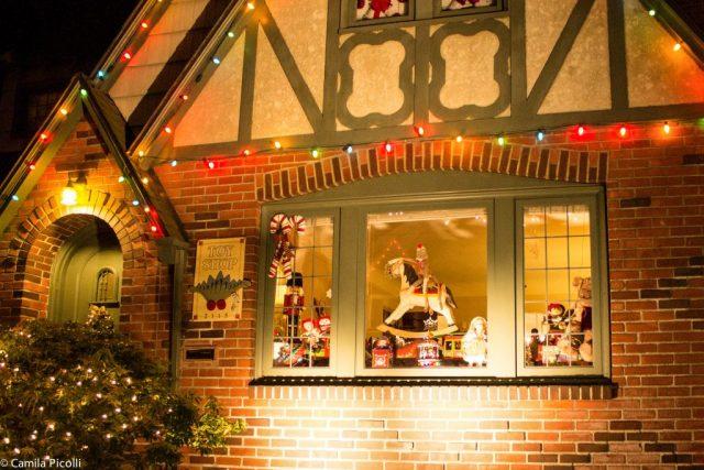 Natal em Seattle - Candy Cane Lane