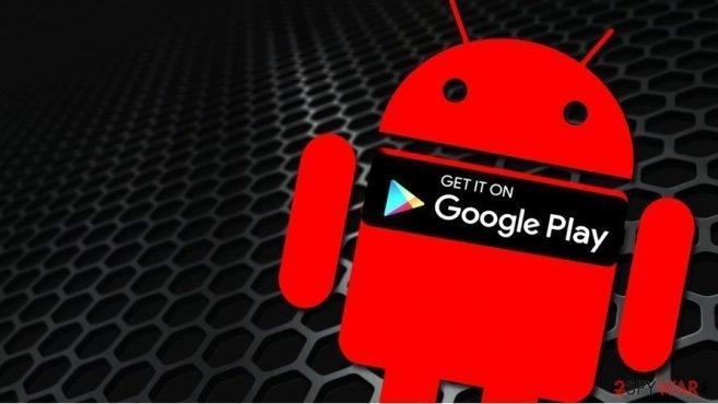 Resultado de imagen de Android en alerta por una app con malware en Play Store