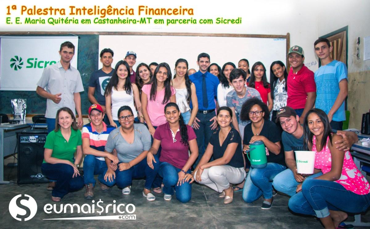 1.ª Palestra Inteligência Financeira