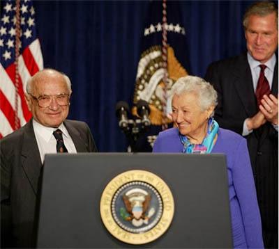 Friedman-Bush