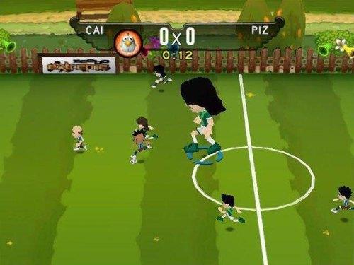 Game Zeebo F.C Super League - Quando Felipe passou pelo Zeebo