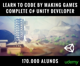 Udemy - Learn to Code by Making Games - Complete C# Unity Developer