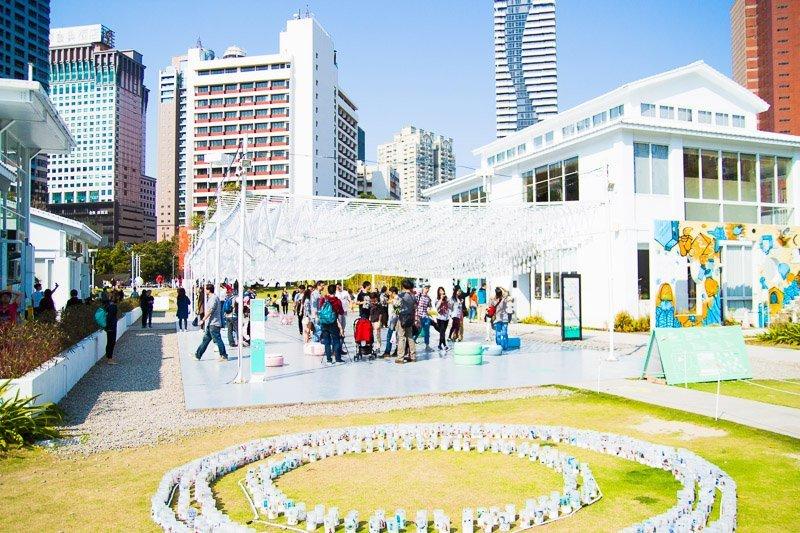 CMP Block Museum of Arts Taichung Taiwan