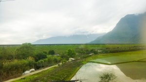 from taipei to hualien on TRA