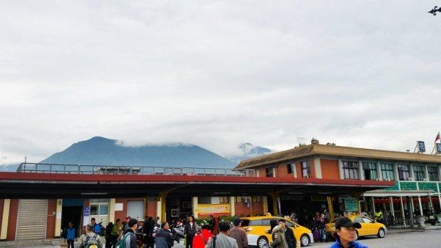 hualien TRA station