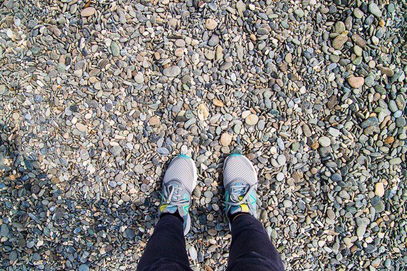 ci xing tan pebble beach seven stars lake hualien taiwan