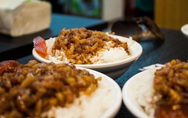Formosa Zhang's Lu Rou Fan Braised Meat Rice, Taipei, Taiwan