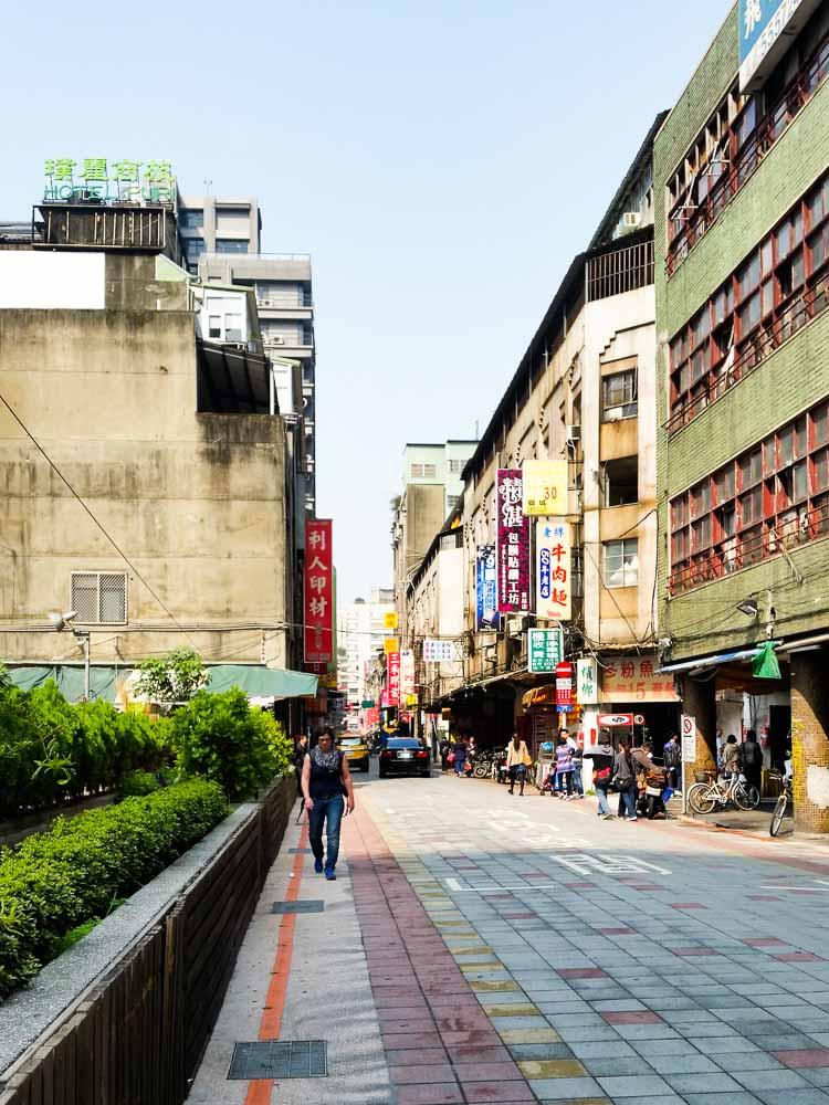 Street to star hostel - star hostel review taiwan