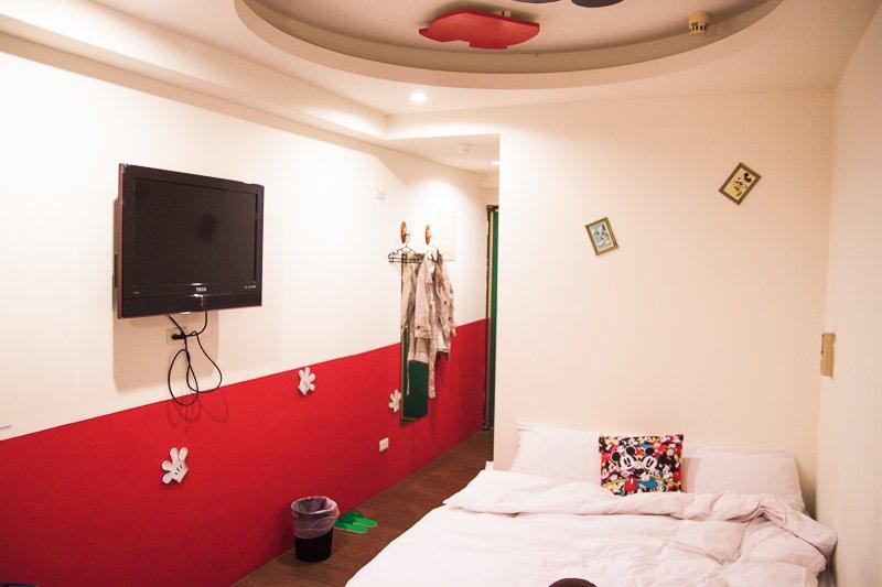 Taichung hotel homestay review - Fengjia Garden