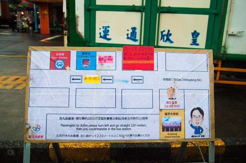 how-to-get-to-jiufen-ruifang-station-taiwan