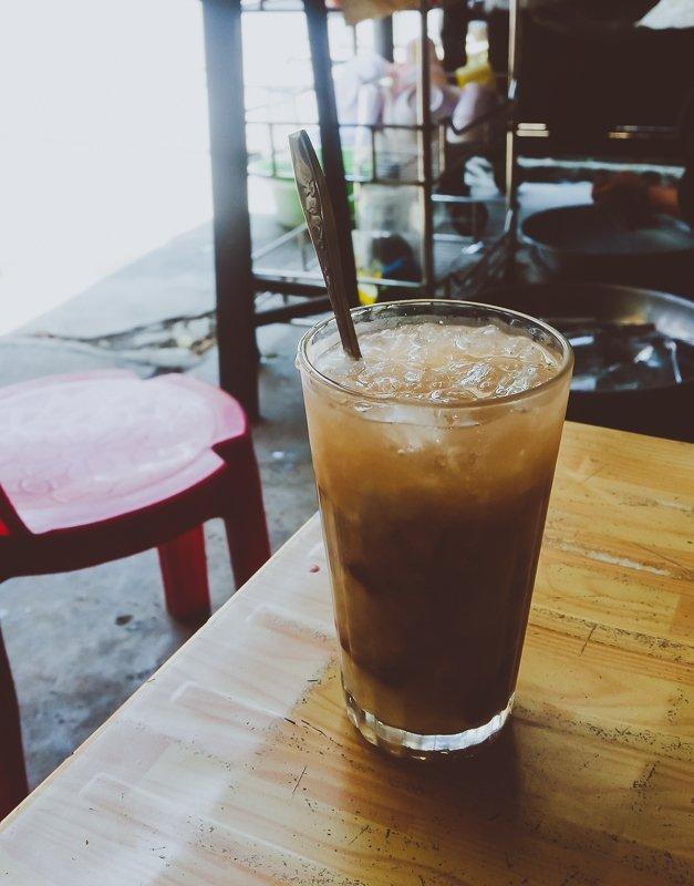 Hue dessert drink, VIetnam
