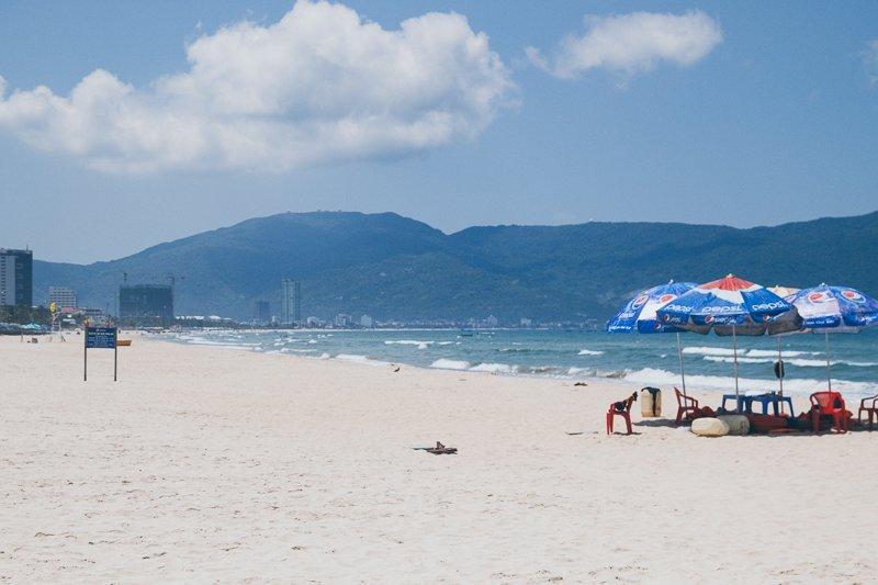 My Khe Beach Danang Vietnam
