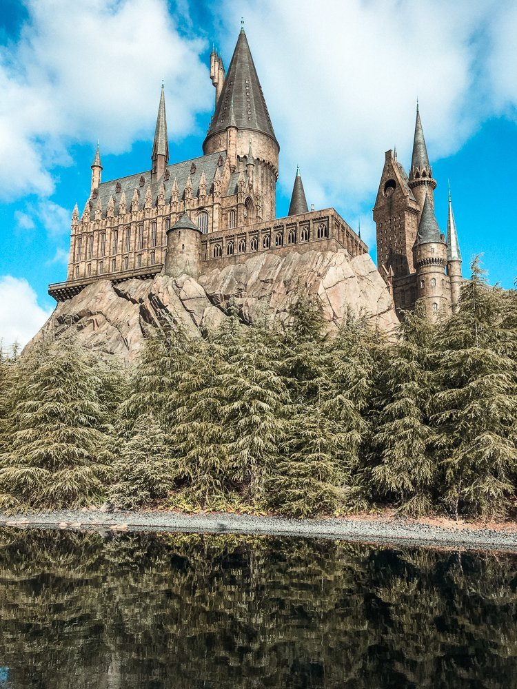 Wizarding World of Harry Potter - Universal Studios Japan (USJ) - Osaka