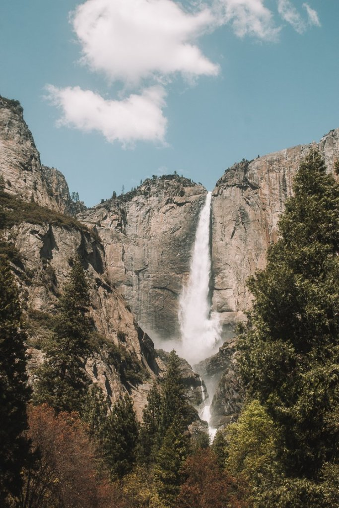 Yosemite Park US day tour with extranomical tours