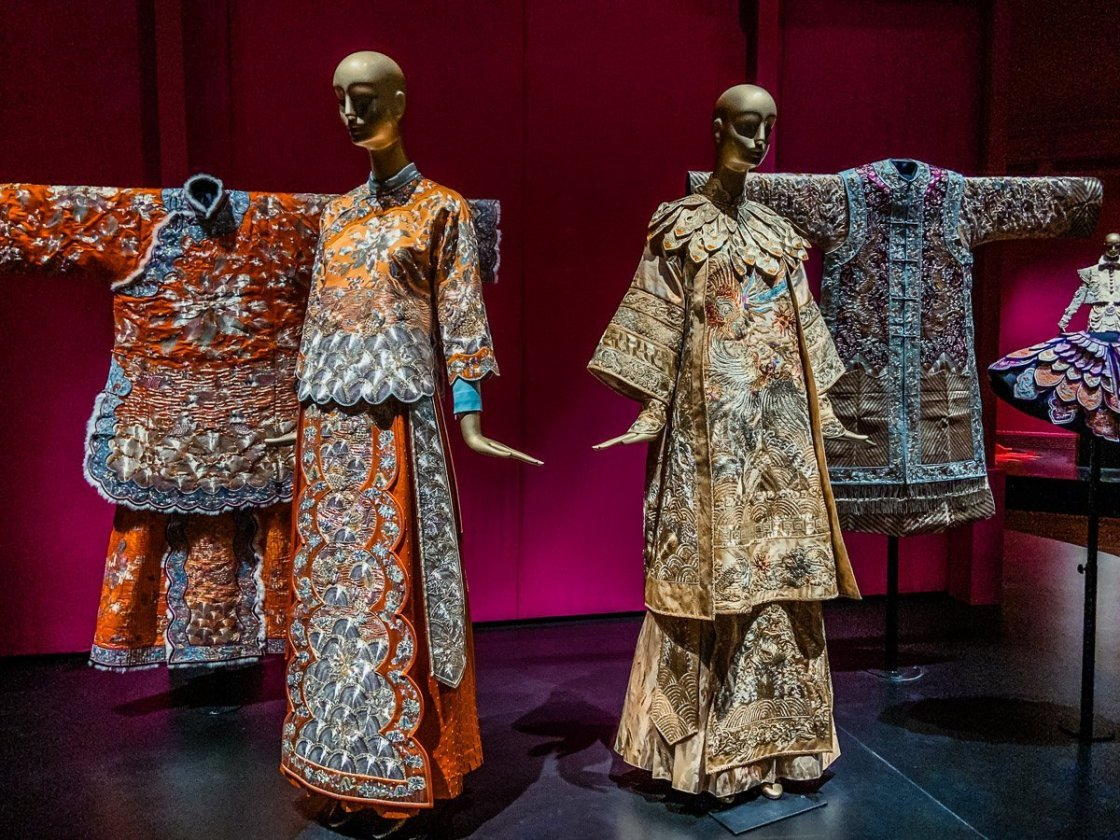 Guo Pei Asian Civilisations Museum Singapore