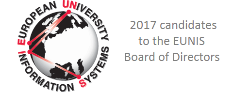 Board candidates 2017