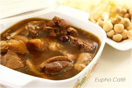薑母鴨 from Eupho Café - 愛在廚房