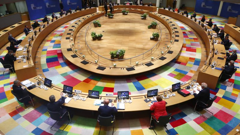 EU leaders to call for an EU electronic ID by mid-2021