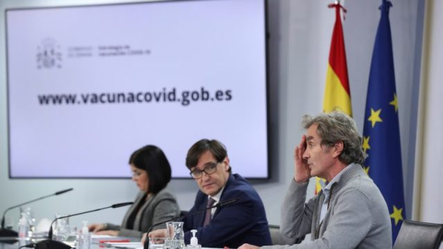Spain to keep registry of people who refuse Covid vaccine – EURACTIV.com