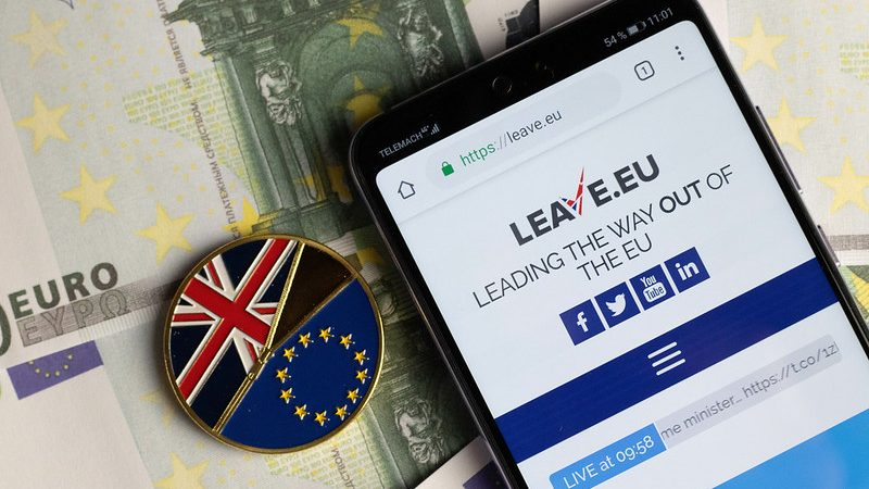 Thousands of EU domains registered to UK users 'suspended' after Brexit