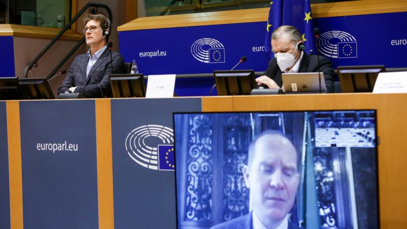 Snubbed European Parliament enters final laps of Farm to Fork race