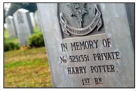 Harry Potter Grave