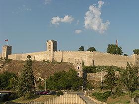 Skopje old fortress