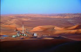Looking for oil in Libya