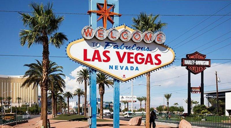 Las Vegas, Nevada. Photo by Thomas Wolf, Wikipedia Commons.