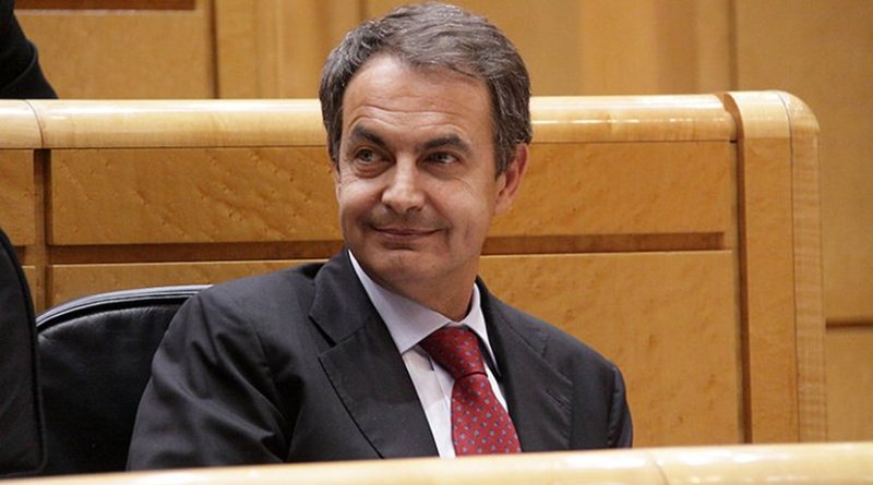 Spain's José Luis Rodríguez Zapatero. Photo Credit: La Moncloa, Wikipedia Commons.