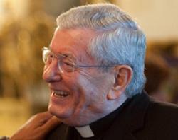 Archbishop Pietro Sambi, the Apostolic Nuncio to the U.S.. Souce: CNA