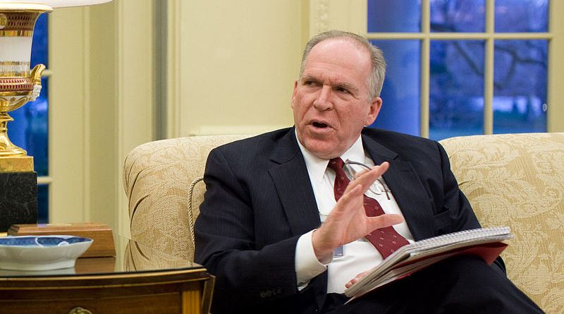 John Brennan, director of the Central Intelligence Agency (CIA). Photo Credit: Pete Souza / The White House, Wikipedia Commons.