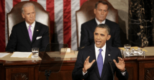 President Barack Obama delivers an address on jobs and the economy, Chuck Kennedy, 9/8/11
