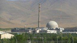 Iran's Arak's IR-40 Heavy water nuclear reactor. Photo by Nanking2012, Wikipedia Commons.