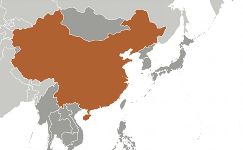 China And The Eurasian Economic Union Prospects For Silk Road - Location of china