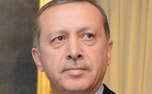 Turkey's Recep Tayyip Erdogan. Photo Credit: Government of Chile, Wikipedia Commons.