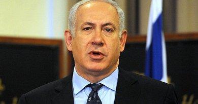 Israel's Benjamin Netanyahu