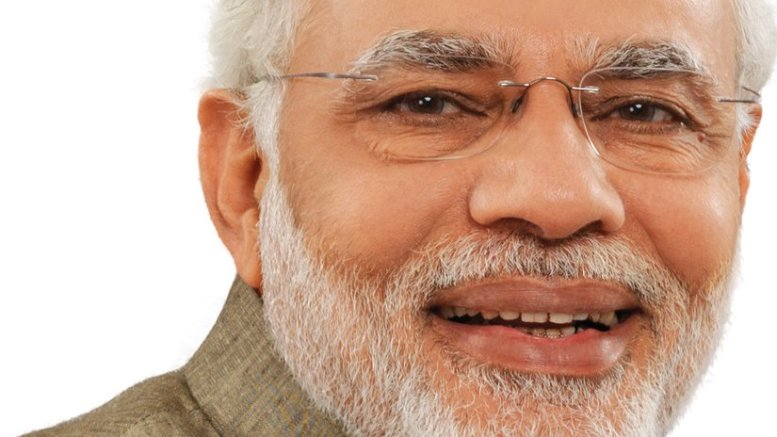 India's Narendra Modi. Source: Official portrait, India government.