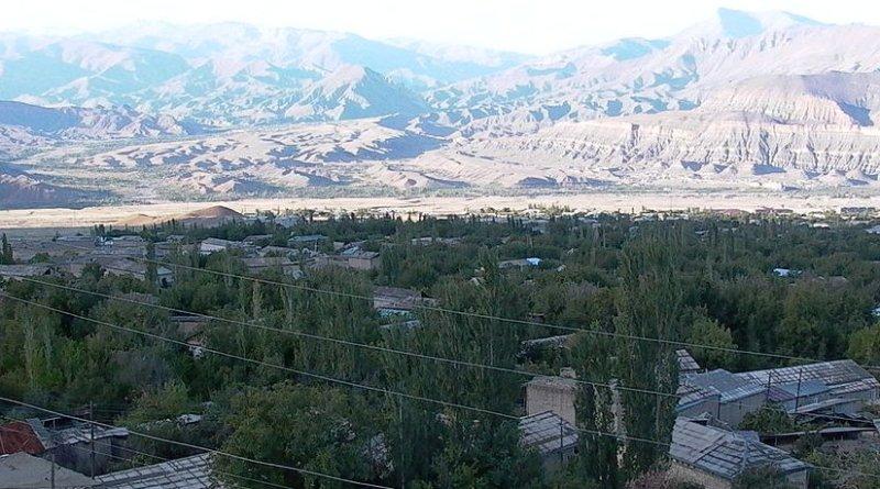 Nakhichevan Autonomous Republic, Azerbaijan. Photo by Ulvi Ismayil, Wikipedia Commons.