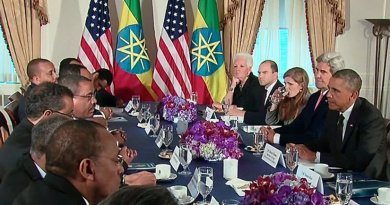 President Obama Meets with the Prime Minister of Ethiopia. Source: White House
