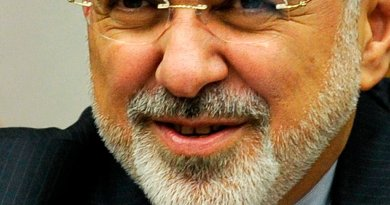 Iran's Mohammad Javad Zarif. Photo Credit: Austrian Foreign Ministry, Wikipedia Commons.