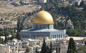 East Jerusalem's Al-Aqsa Mosque compound.