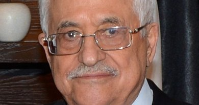 Mahmoud Abbas Needs To Decide Which Side He's On – OpEd