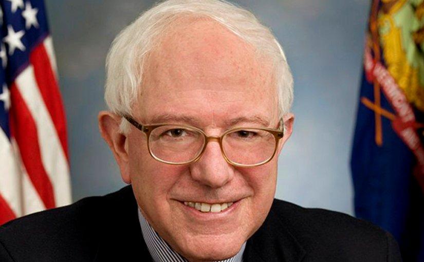 Bernie Sanders. Official portrait photo.