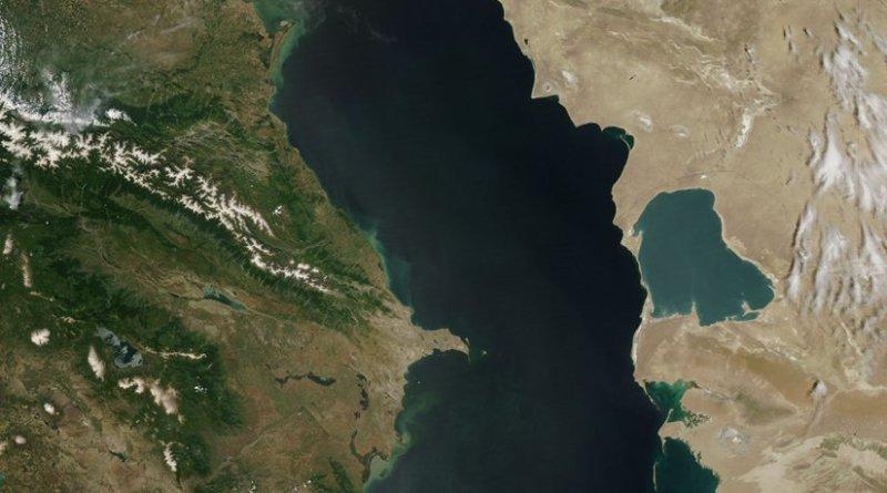 Caspian Sea Energy Geopolitics – Litmus Test For U S , Russia, China