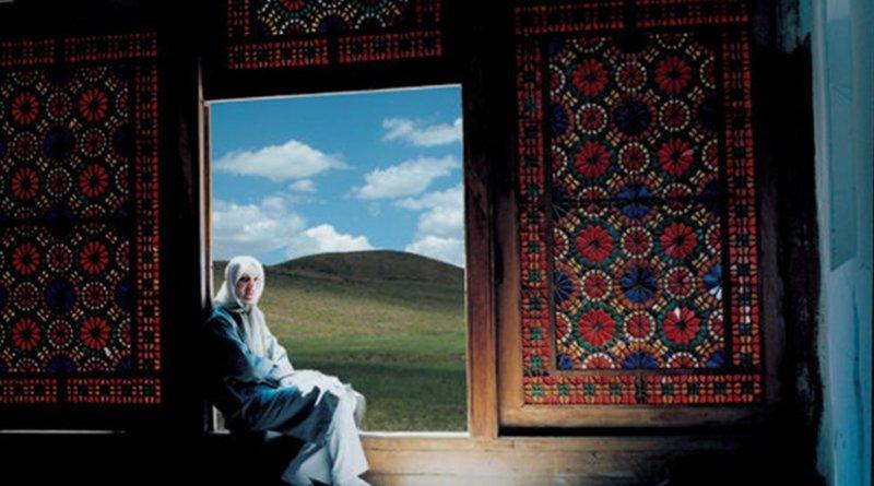 Iranian woman.